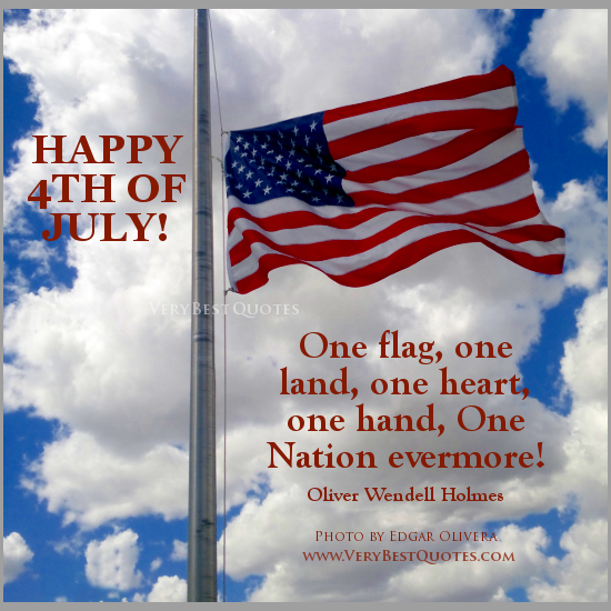 Happy 4th Of July Quotes Quotesgram