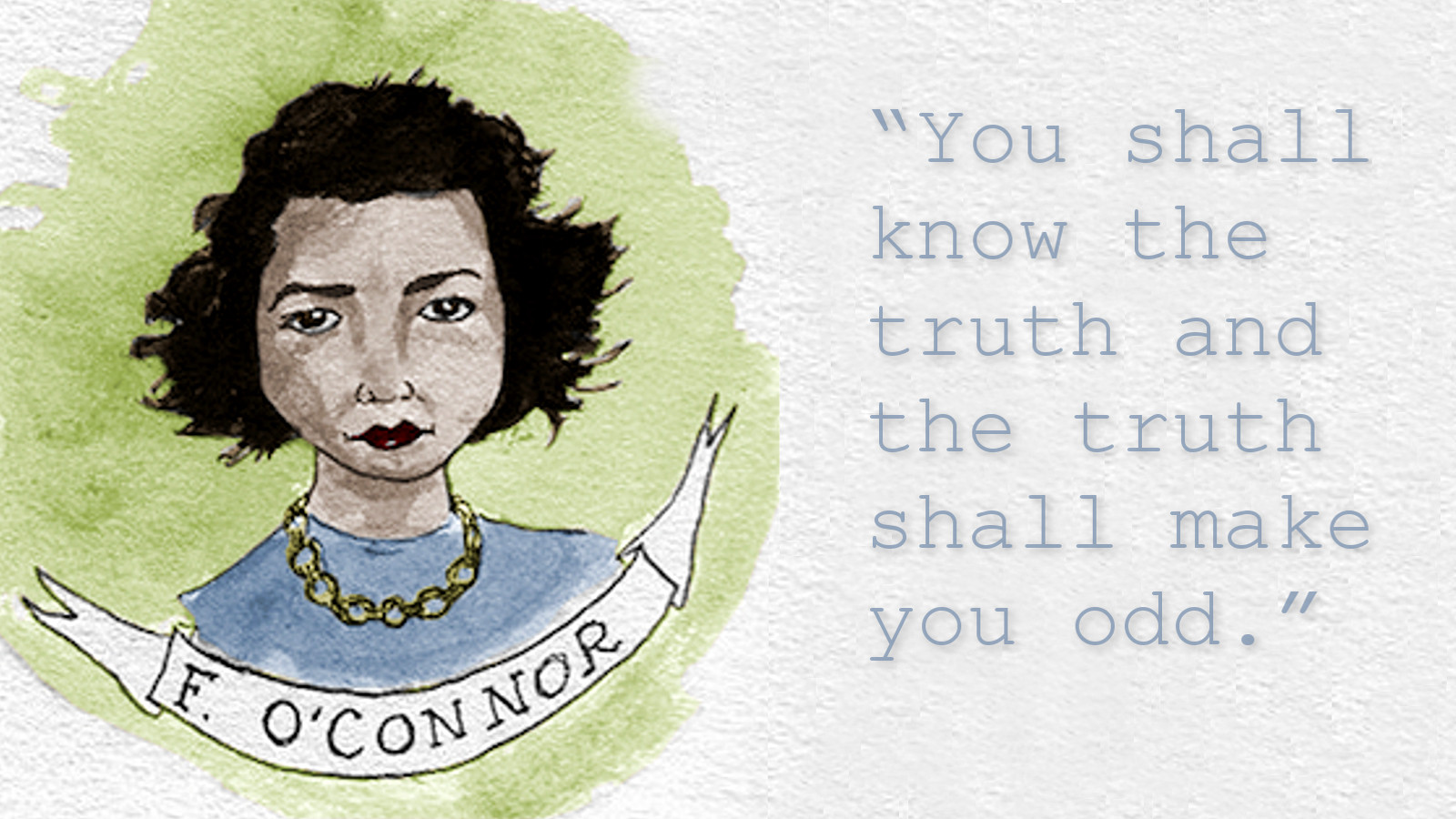 theological content flannery oconnor essay