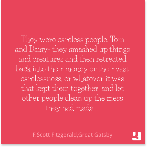 Quotes About Careless ...