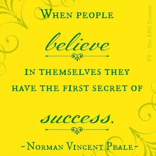 I Believe Quotes And Sayings Quotesgram: Believe In Self Quotes. QuotesGram