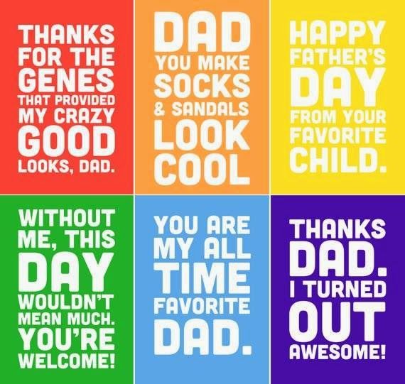 Funny Quotes For Her Birthday Quotesgram: Funny Birthday Quotes For Dad From Daughter. QuotesGram