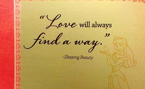Love Finds A Way Quotes. QuotesGram