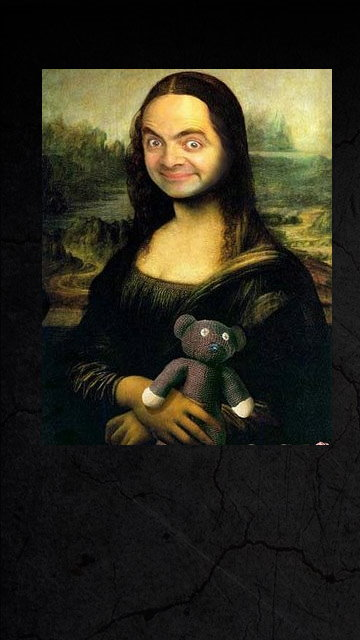 Mona Lisa Funny Quotes Quotesgram