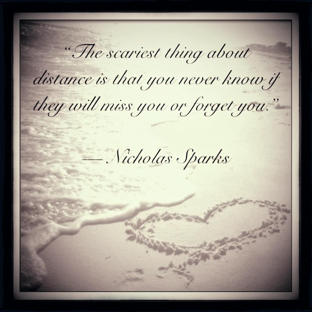nicholas sparks sad quotes quotesgram