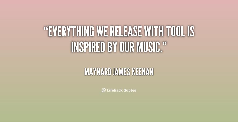 James Maynard Keenan Quotes