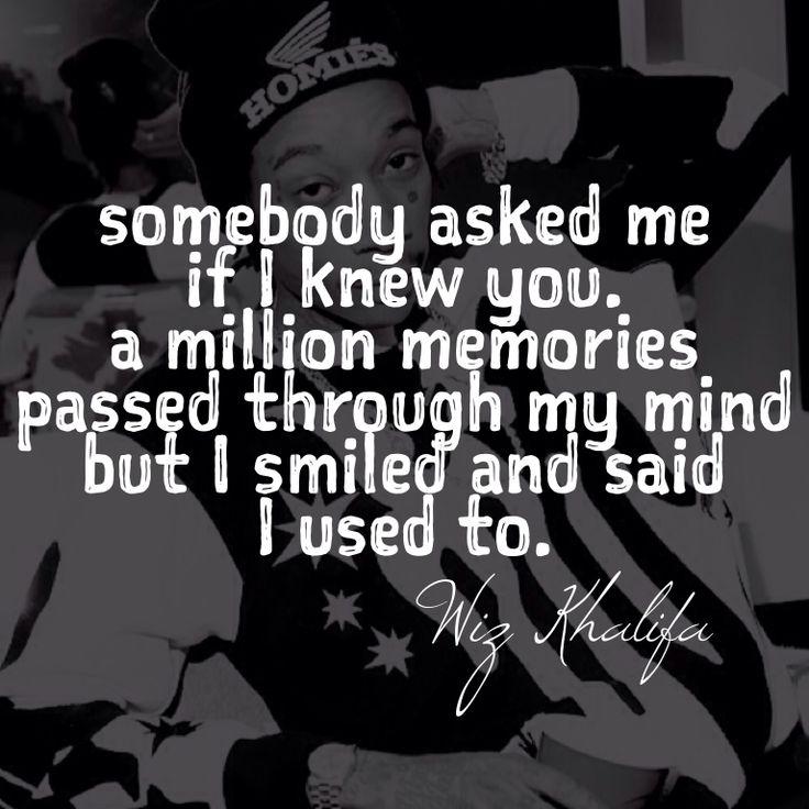 wiz khalifa lyric quotes rap quotesgram