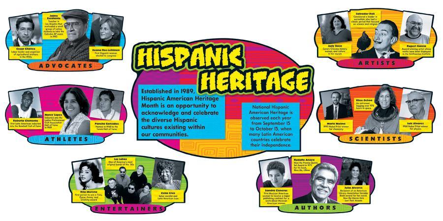 Hispanic Quotes About Education: Hispanic Heritage Month Quotes. QuotesGram