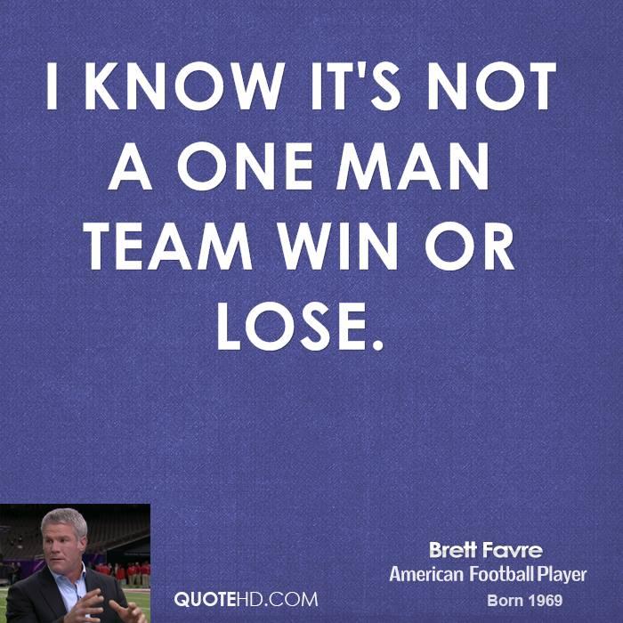 I Love You Quotes: Brett Favre Quotes. QuotesGram