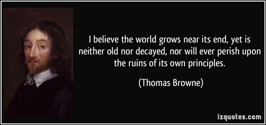 Thomas Browne Quotes. QuotesGram