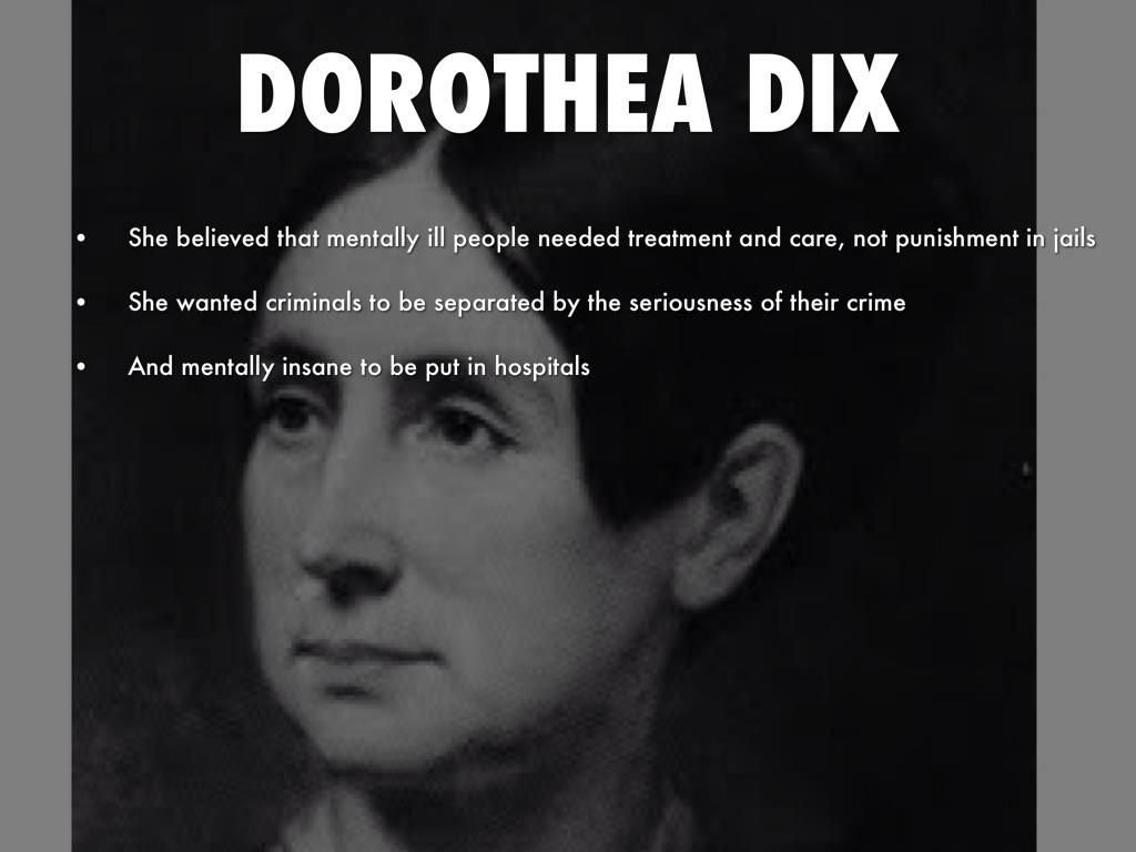 Quotes About Prison Reform Dorothea Dix Quotesgram