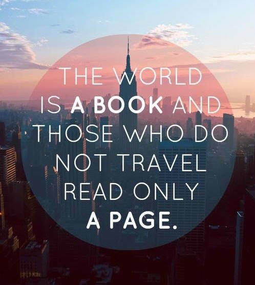 Travel New York Quotes: Travel Quotes Dalai Lama. QuotesGram