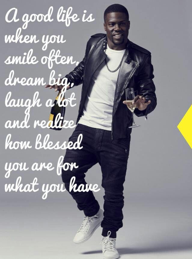 Kevin Hart Quotes Motivational. QuotesGram