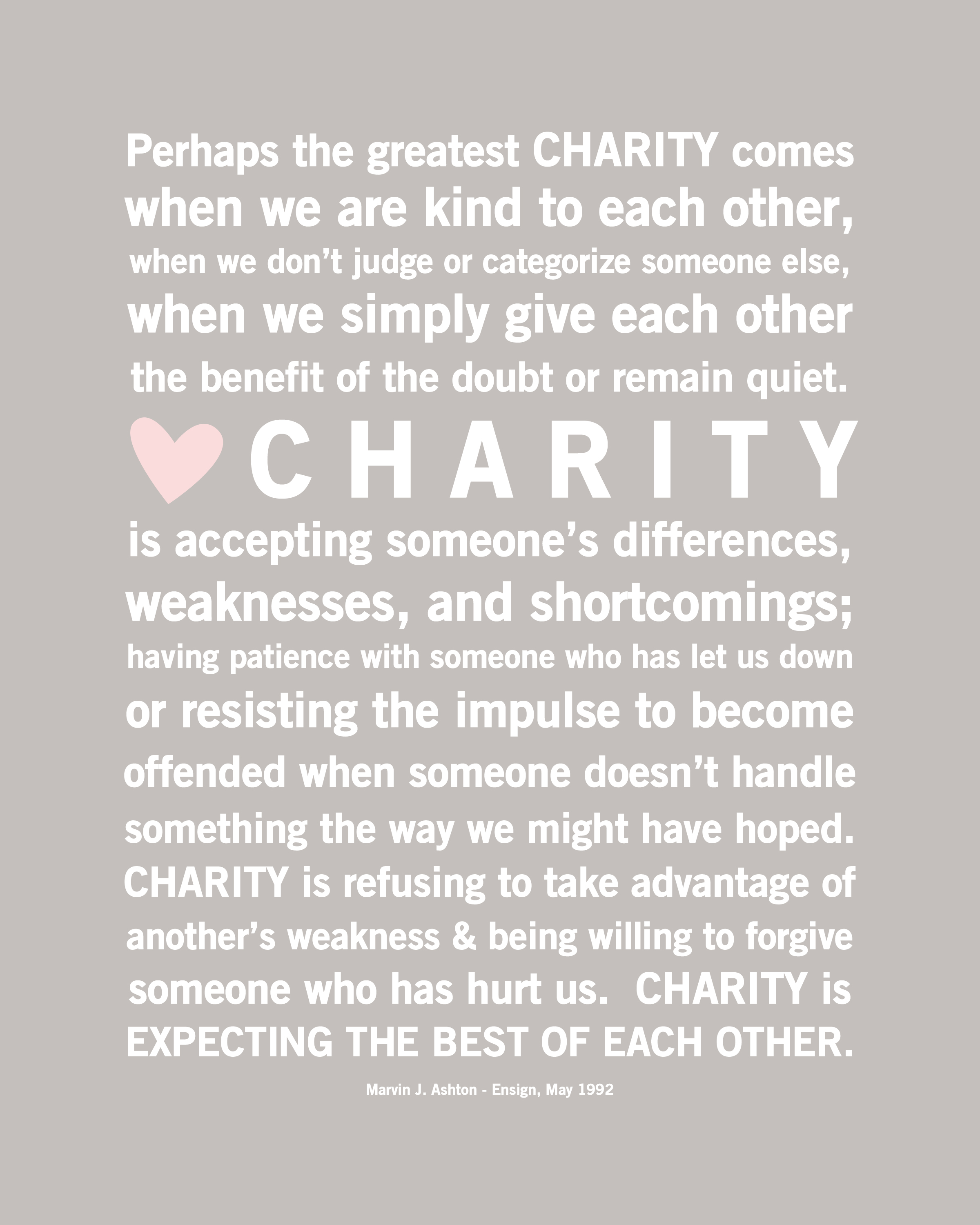Donation Quotes: Charity Kindness Quotes. QuotesGram