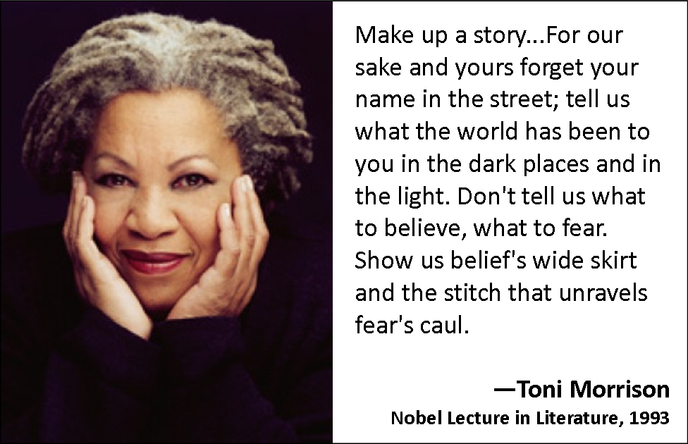 the portrayal of the black community in toni morrisons beloved This study examines gender in toni morrison's novel beloved gender defines the behavior of cultural aspects of the black community and explores the issues of.