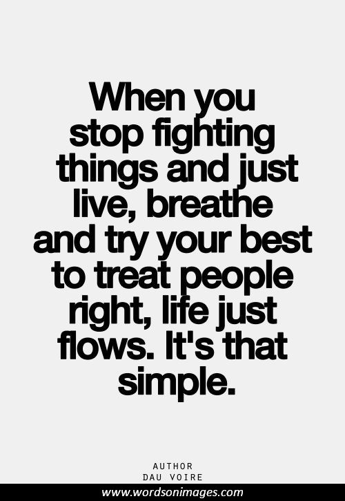 I Love You Quotes: Simple Life Quotes And Sayings. QuotesGram