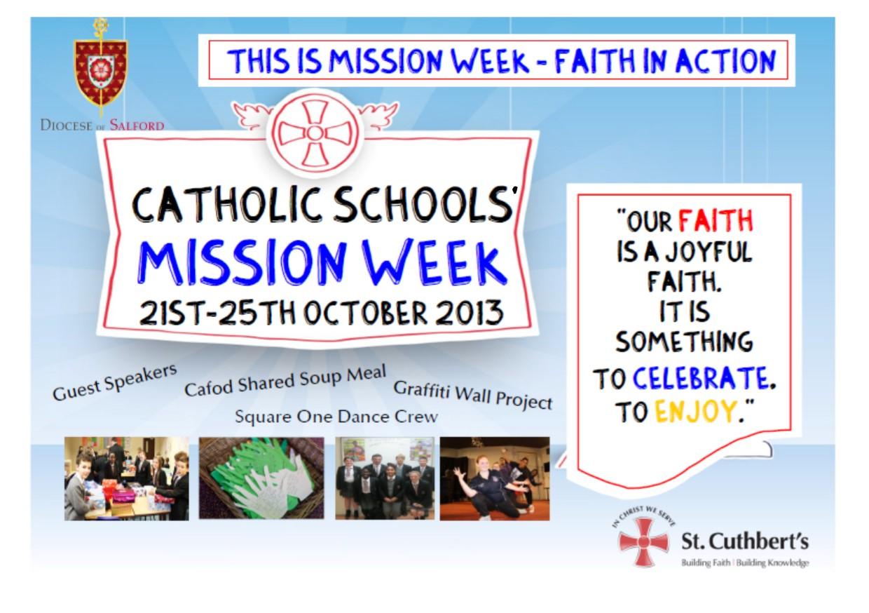 Catholic schools week 2014 essay help