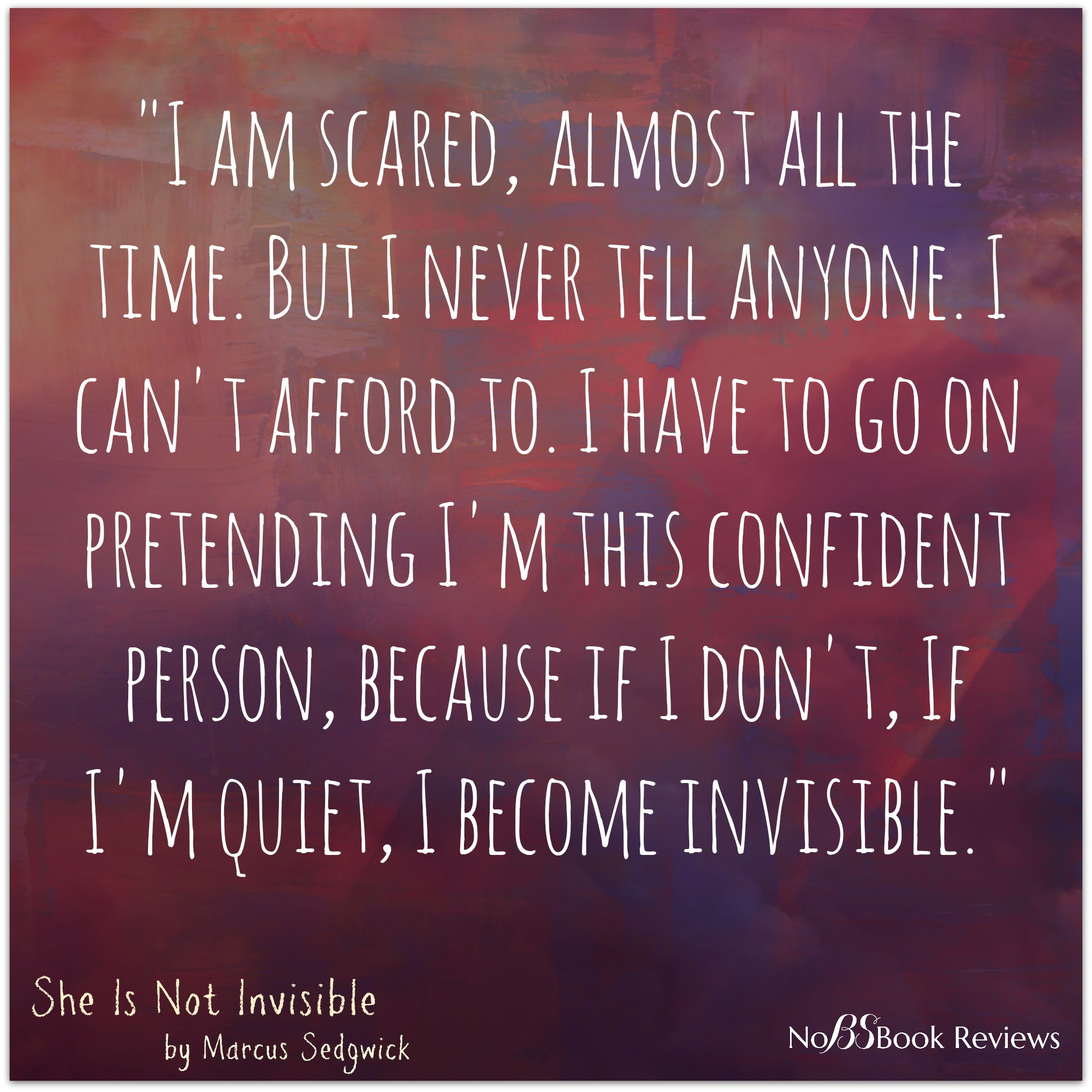 i am invisible quotes - HD2036×2036