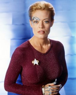 Voyager Seven Of Nine Quotes Quotesgram