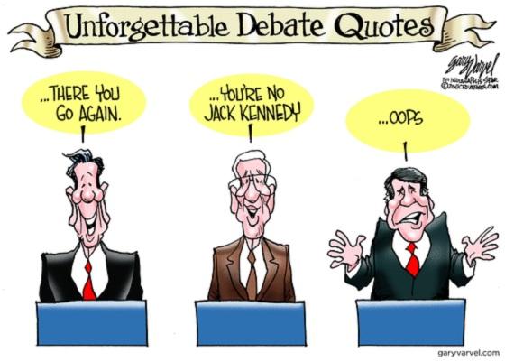 Famous Presidential Debate Quotes Quotesgram