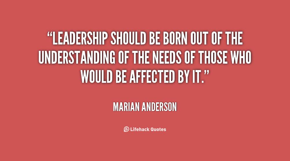 Born Leaders Quotes. QuotesGram