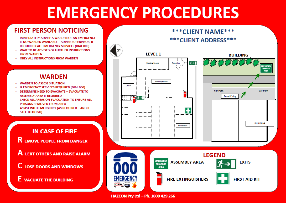 Exit plans quotes quotesgram for Fire evacuation procedure template free