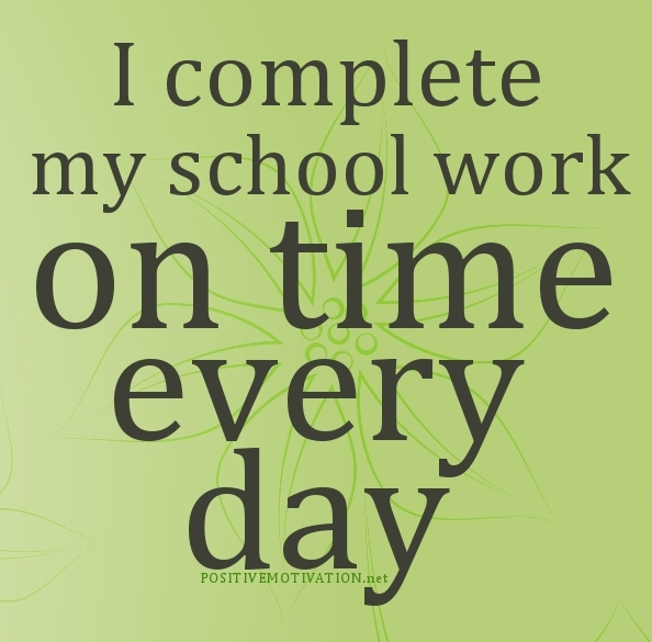 School Time Quotes: Schoolwork Quotes. QuotesGram