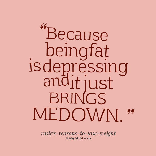 funny quotes about being fat