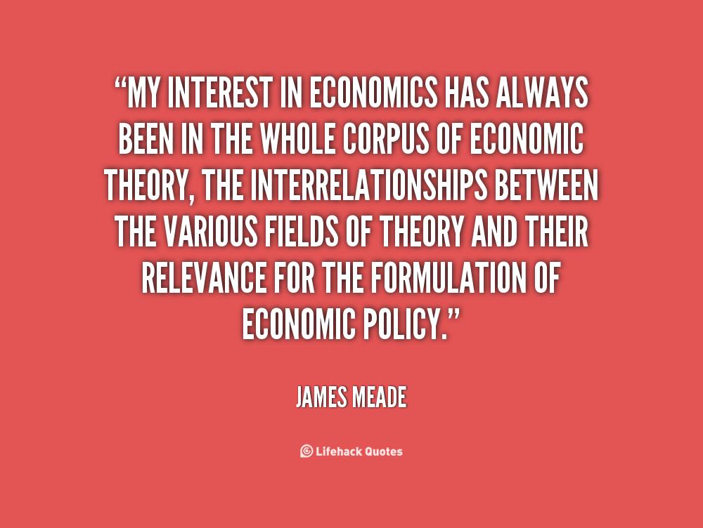 Quotes About The Economy: Economics Quotes. QuotesGram