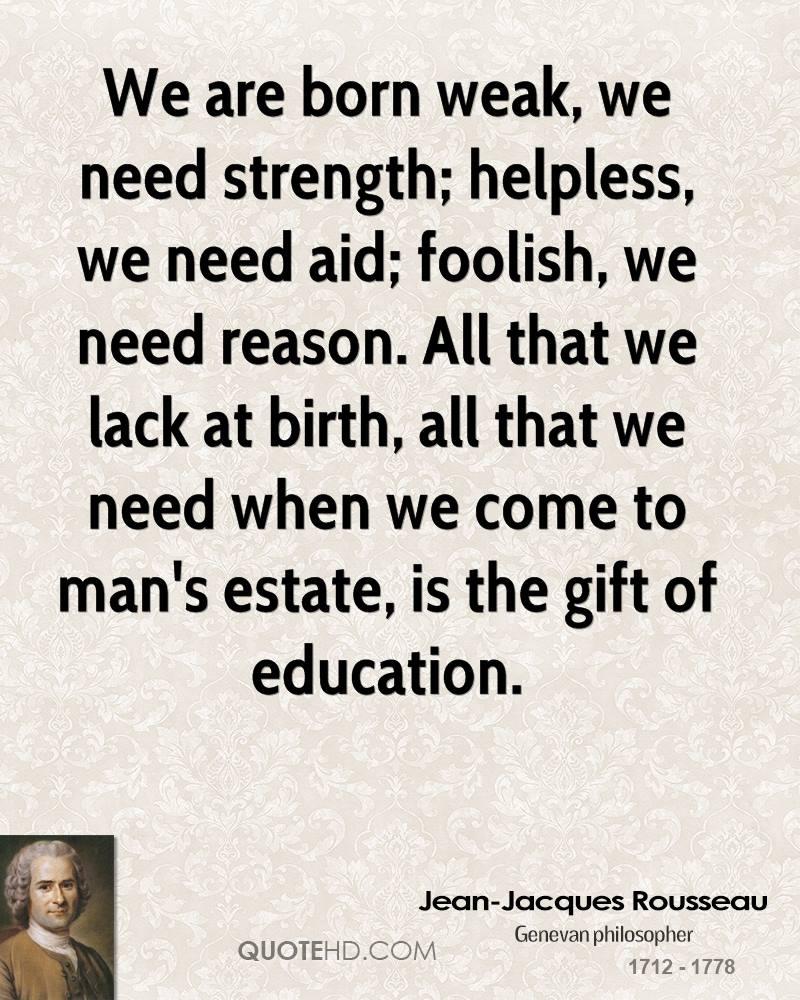 Social Contract Jean Jacques Rousseau Quotes QuotesGram