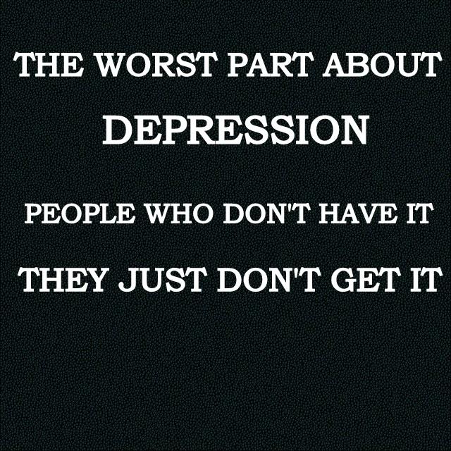 Poems About Having Depression Quotes Quotesgram