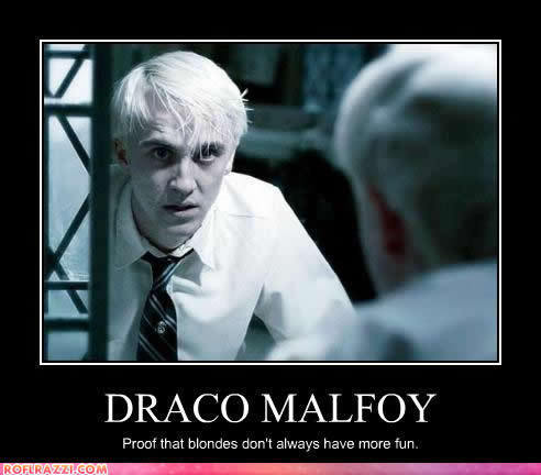 draco malfoy quotes quotesgram