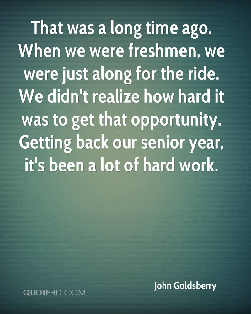 Quotes Of: End Of Senior Year Quotes. QuotesGram
