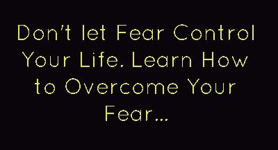 learning to conquer a fear Fears are a normal part of childhood—and so is learning to overcome them but  kids with learning and attention issues may have more fears than other kids do.