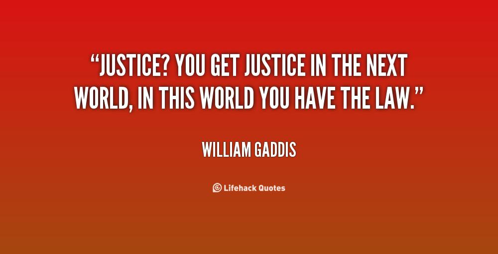 famous criminal justice quotes