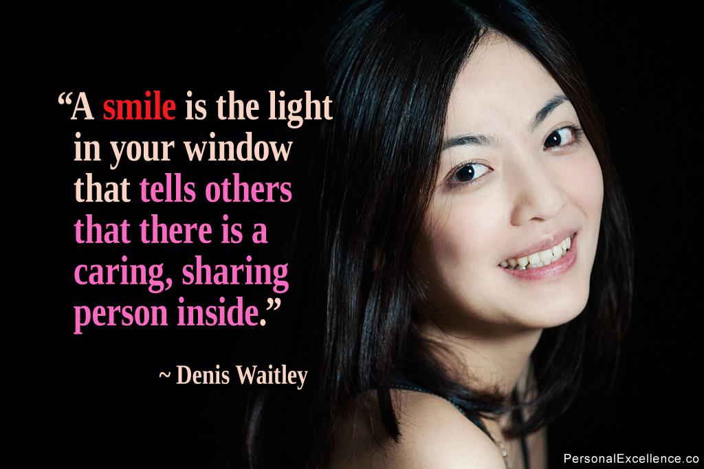 inspirational smile quotes quotesgram