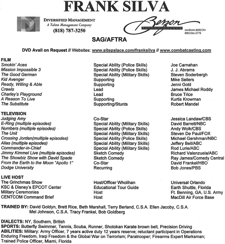 Doc.#637825: Special Skills For Resume Examples – Examples Of