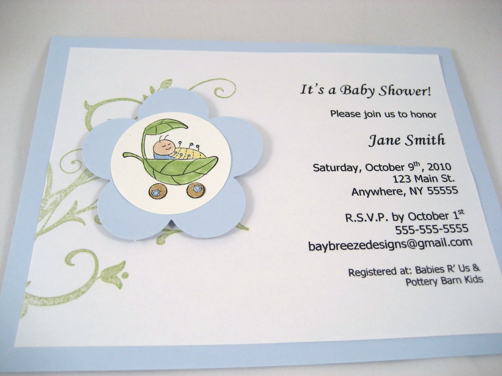 Quotes For Baby Shower Cards Quotesgram