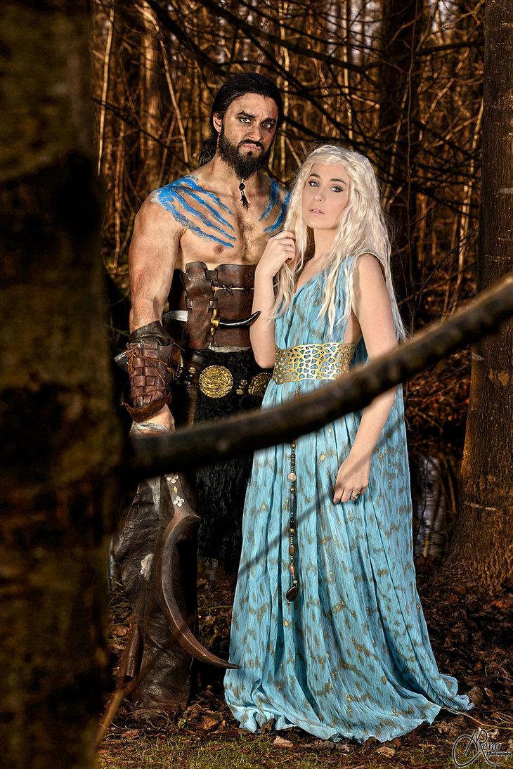 Khal Drogo And Khalees...