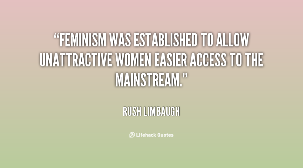 Quotes About Rushing Life: Rush Limbaugh Quotes About Women. QuotesGram