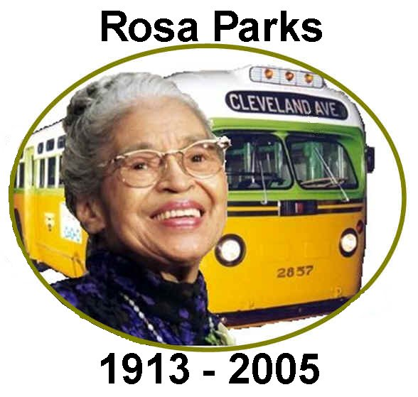 Rosa Parks Quotes In Color Quotesgram