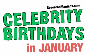 People born on January 12th - BrainyQuote