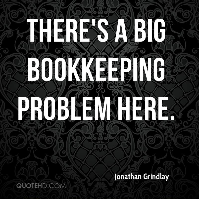 Bookkeepers Quotes. QuotesGram