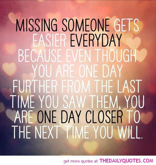 Pain Of Missing Someone Quotes. QuotesGram
