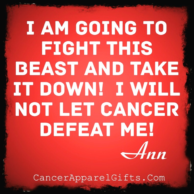 Quotes For Cancer Fighters. QuotesGram