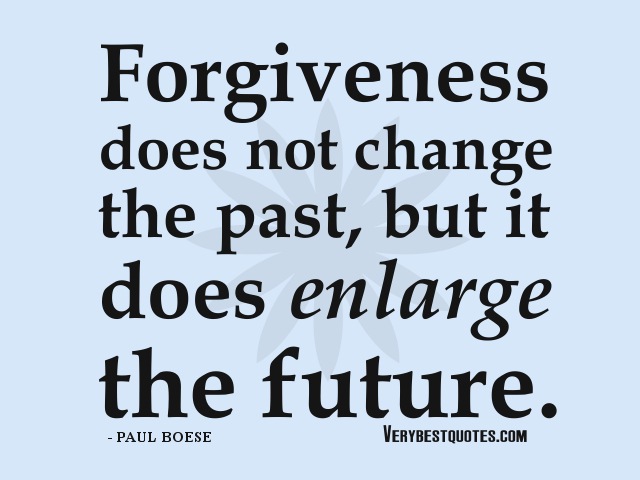 How to Become Positive Through Forgiveness