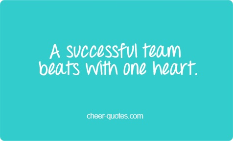 quotes about your cheer squad quotesgram