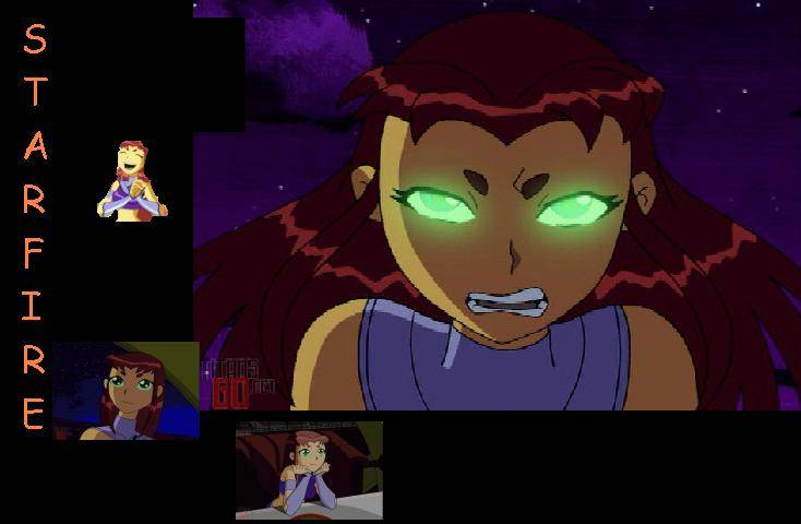 Finish The Teen Titans Starfire Quote To Test Your