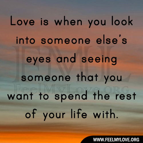 Quotes For Him When I Look Into Your Eyes. QuotesGram