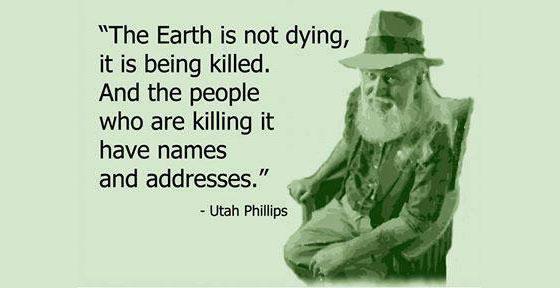 Anti Climate Change Quotes Quotesgram