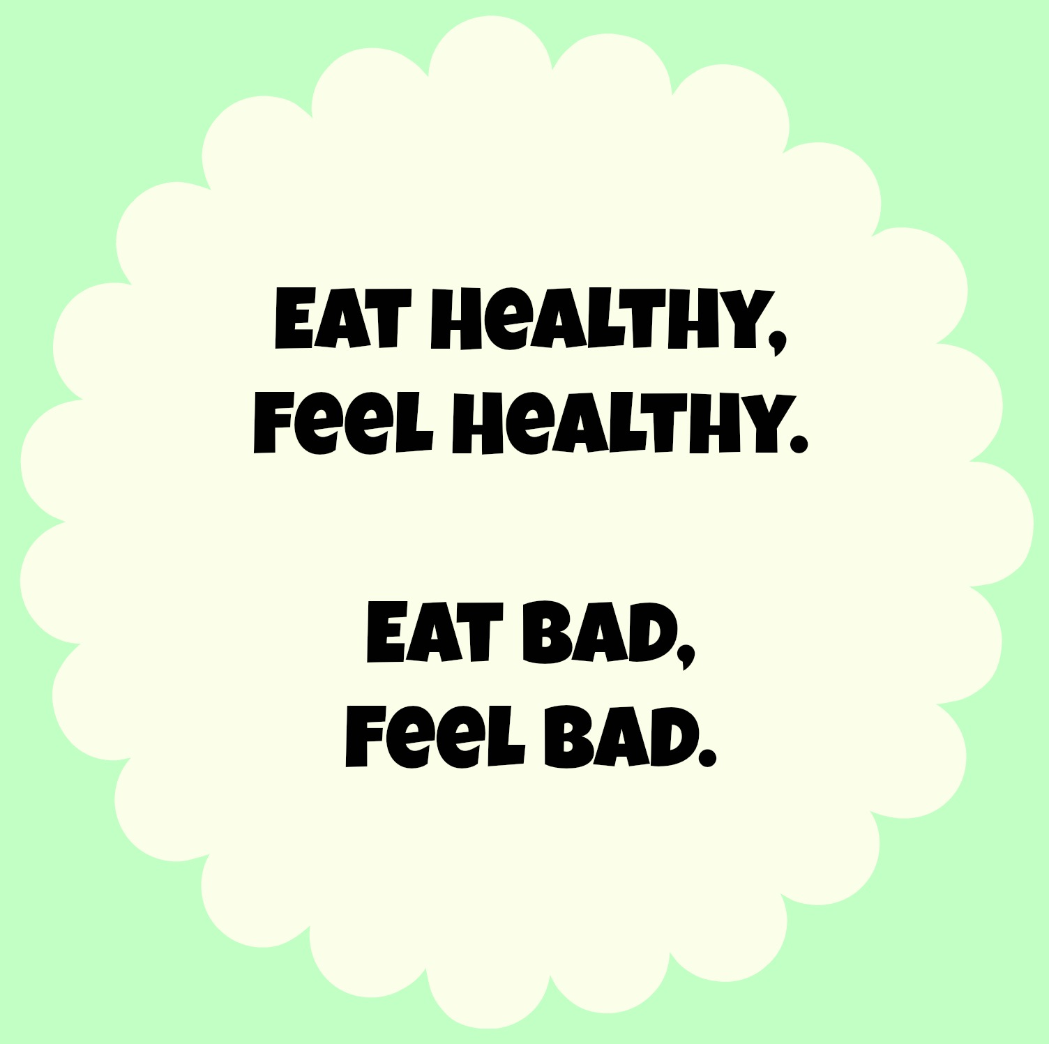 Healthy Eating Quotes Quotesgram